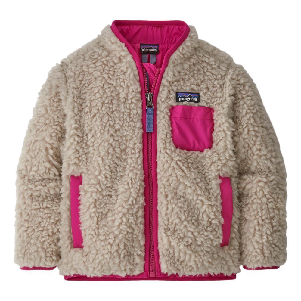 Patagonia Baby Retro-X Fleece Jacket MYTHPNK_NMPI