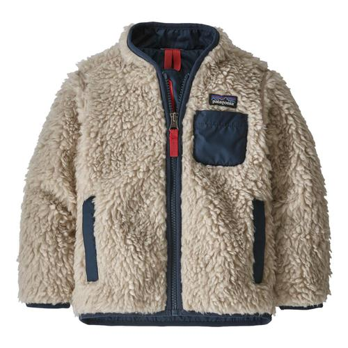 Patagonia Baby Retro-X Fleece Jacket Navy_nane