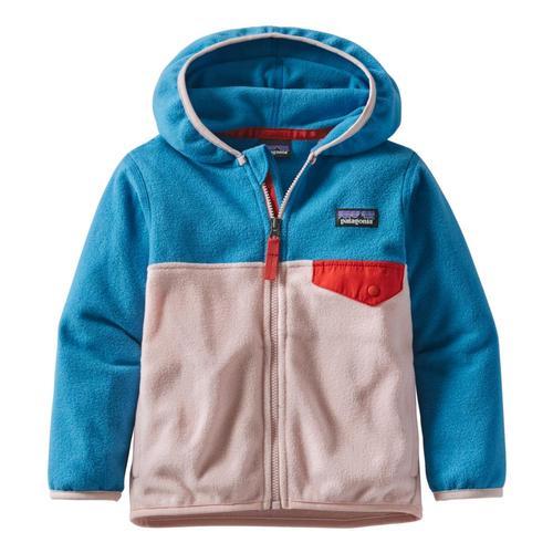 Patagonia Baby Micro D Snap-T Jacket Sfnpnk_sefp