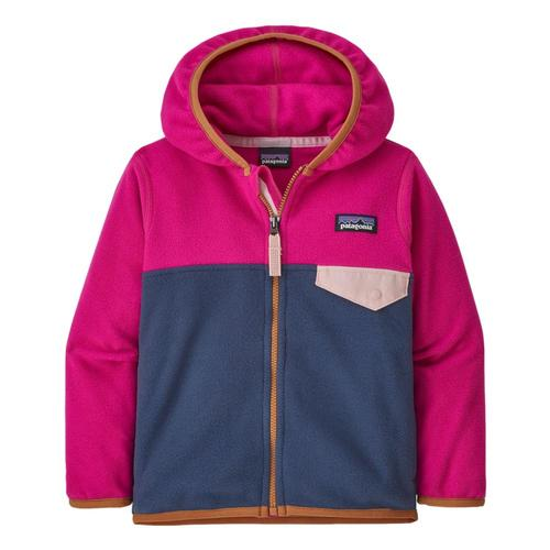 Patagonia Baby Micro D Snap-T Jacket Stnblue_snbl