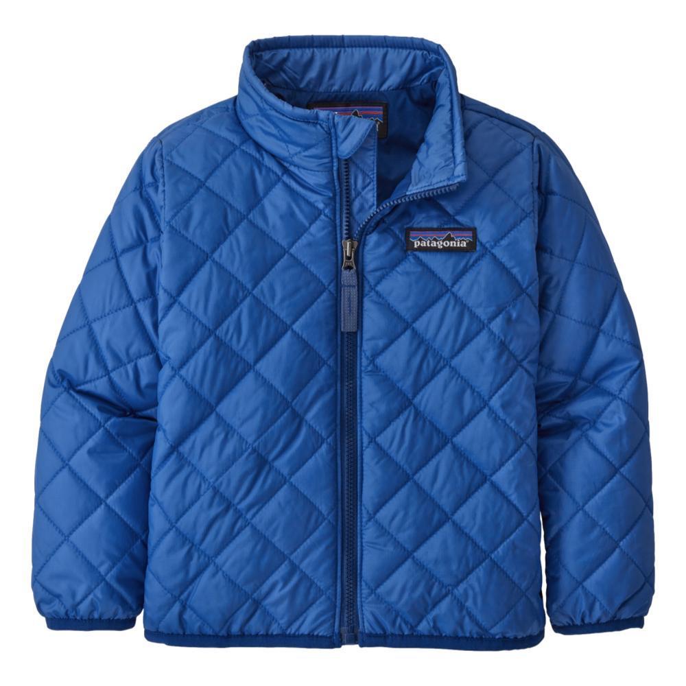 Patagonia Baby Nano Puff Jacket BAYBLUE_BYBL