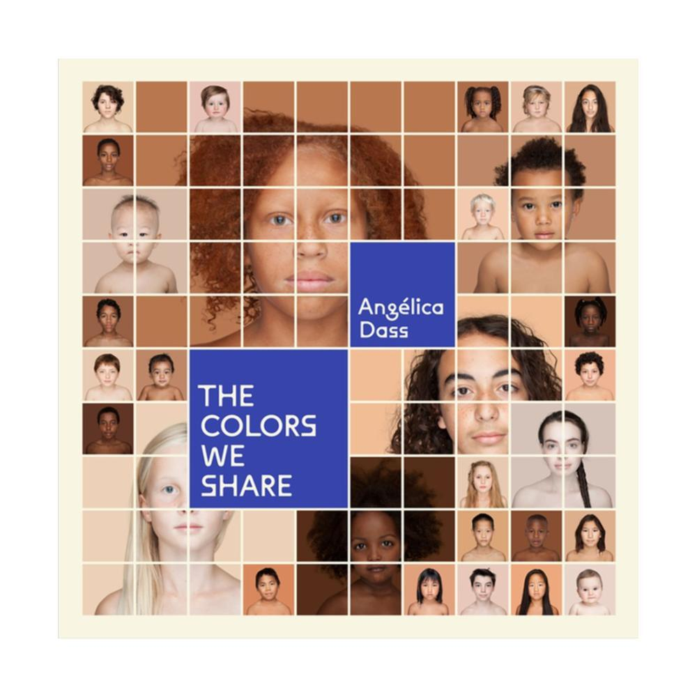 The Colors We Share By Angelica Dass