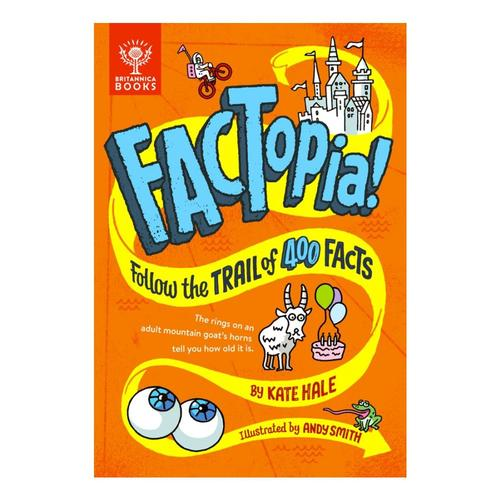 FACTopia! by Kate Hale
