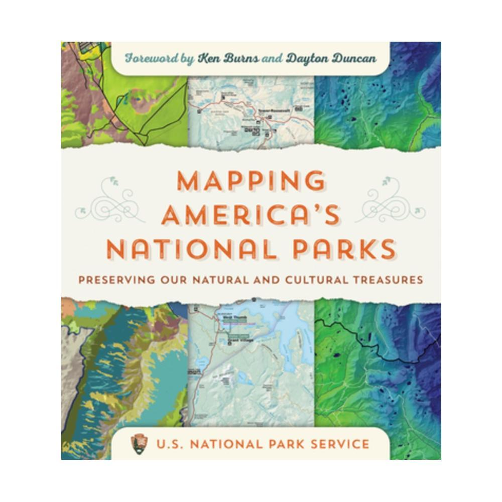 Mapping America's National Parks By Us National Park Service