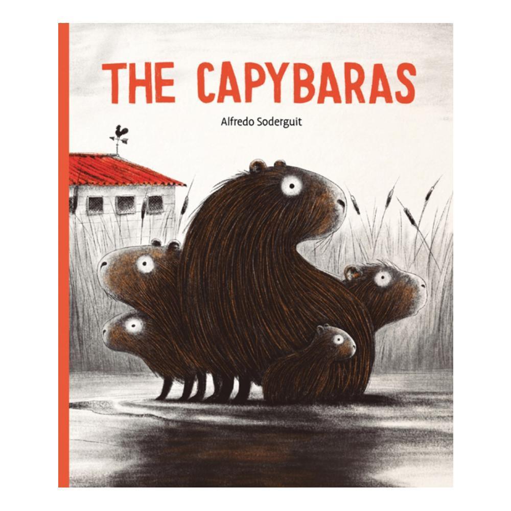 The Capybaras By Alfredo Soderguit