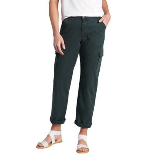 KUHL Women's Kultivatr Kargo Crop Pants Carbon_ca
