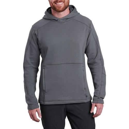 KUHL Men's Spekter Pullover Hoody Carbon