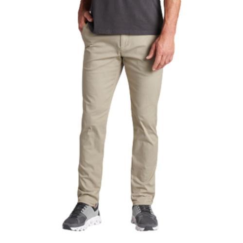 KUHL Men's Resistor Lite Chino Tapered Pants - 30in Inseam Khaki