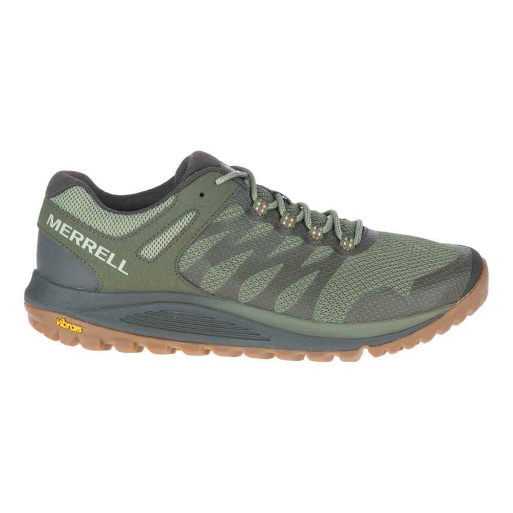 Merrell Men's Nova 2 Trail Shoes OLIVE