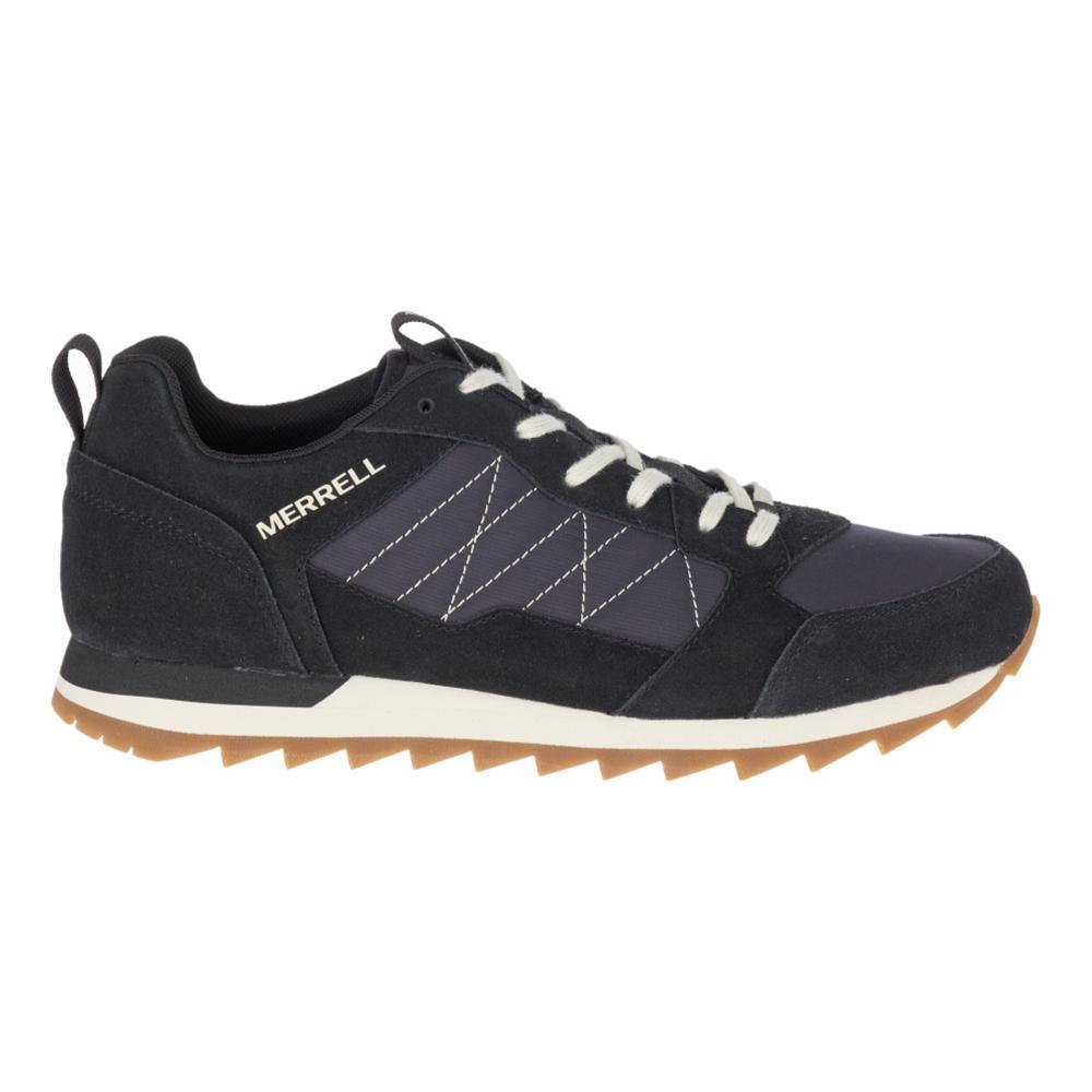 Merrell Men's Alpine Sneakers BLACK