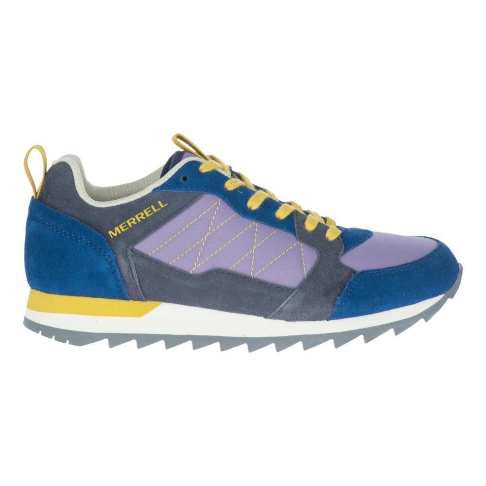 Merrell Women's Alpine Sneaker NVY.POSDN