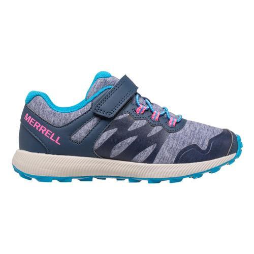 Merrell Kids Nova 2 Trail Shoes Navyhthr