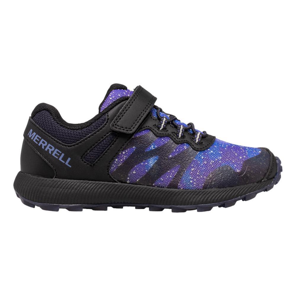 Merrell Kids Nova 2 Trail Shoes NIGHTSKY