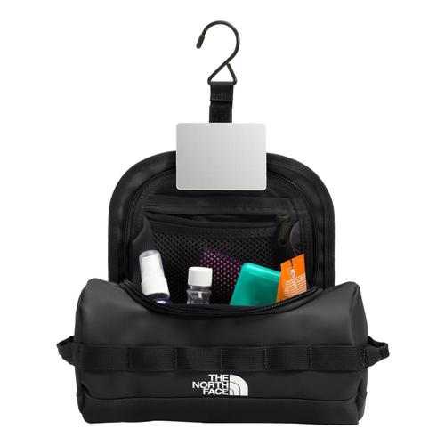 The North Face Base Camp Travel Canister - Small Blkwht_ky4