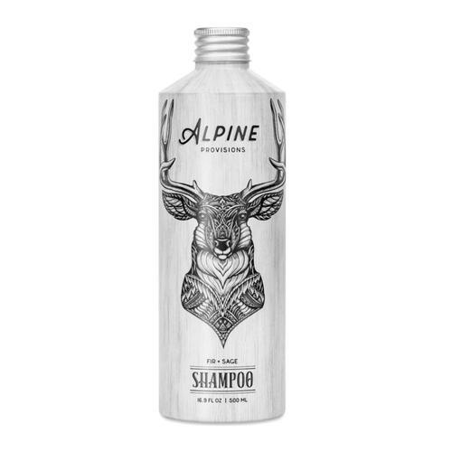 Alpine Provisions Fir + Sage Shampoo