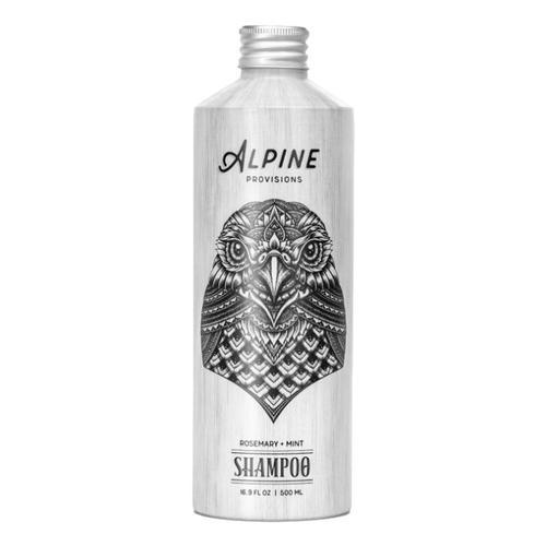 Alpine Provisions Rosemary + Mint Shampoo