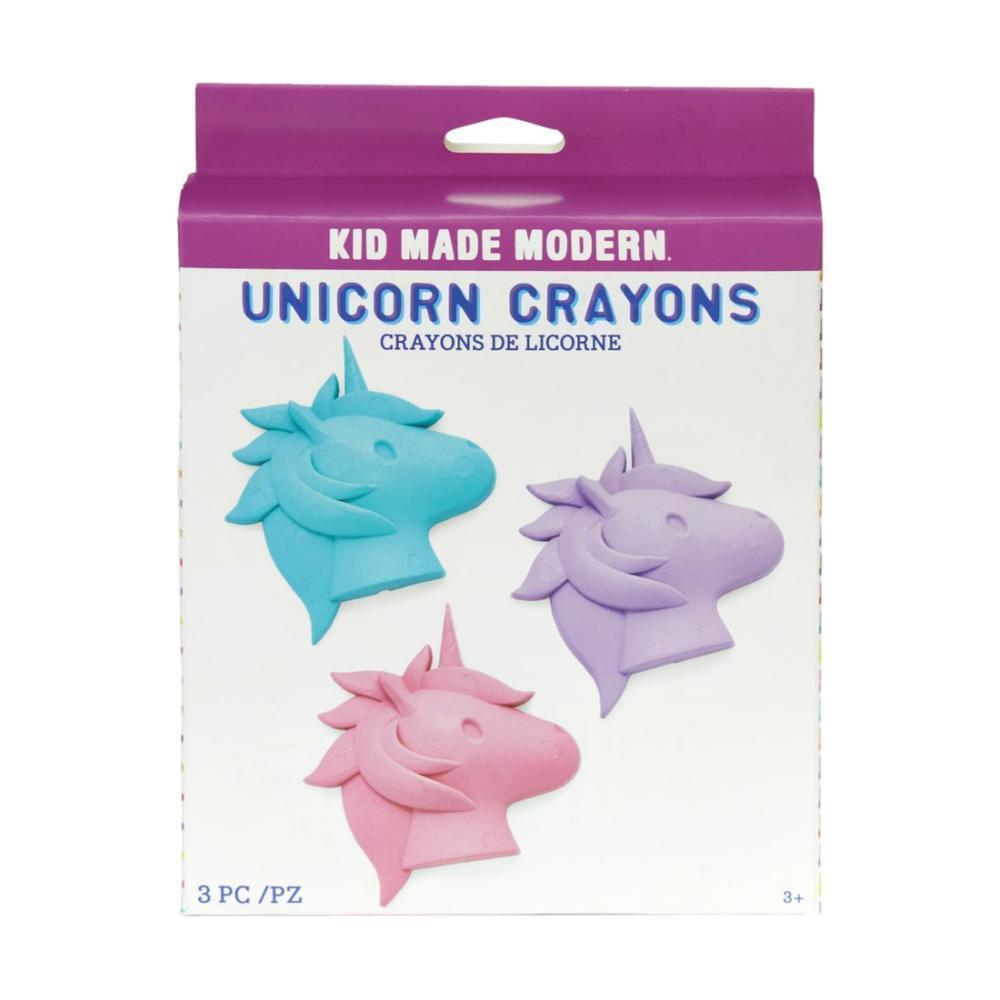 Kid Made Modern Unicorn Crayons