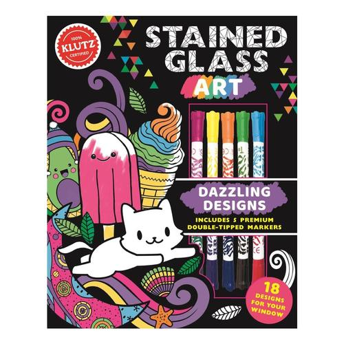 Klutz Stained Glass Art