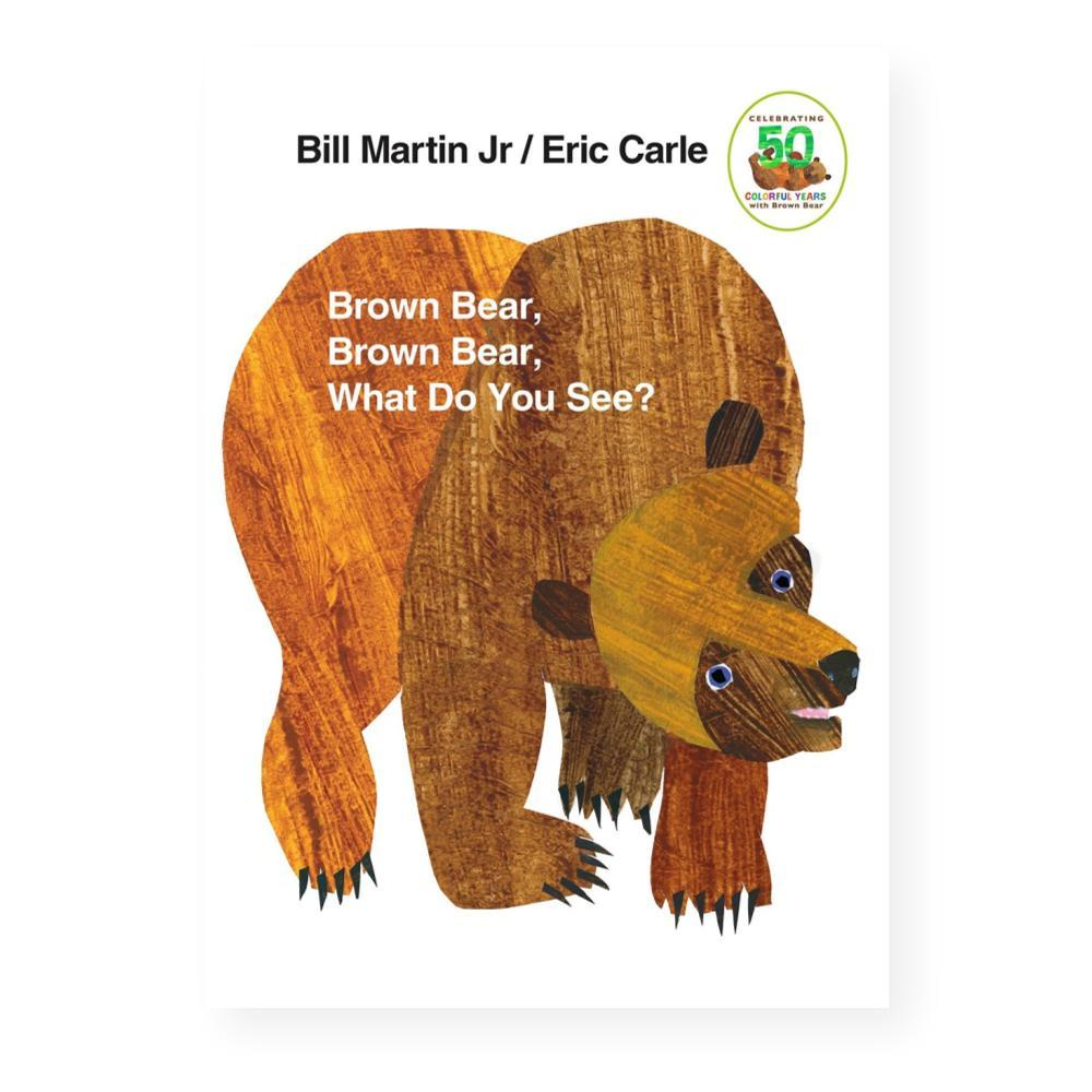 Brown Bear, Brown Bear, What Do You See ? By Bill Martin Jr.