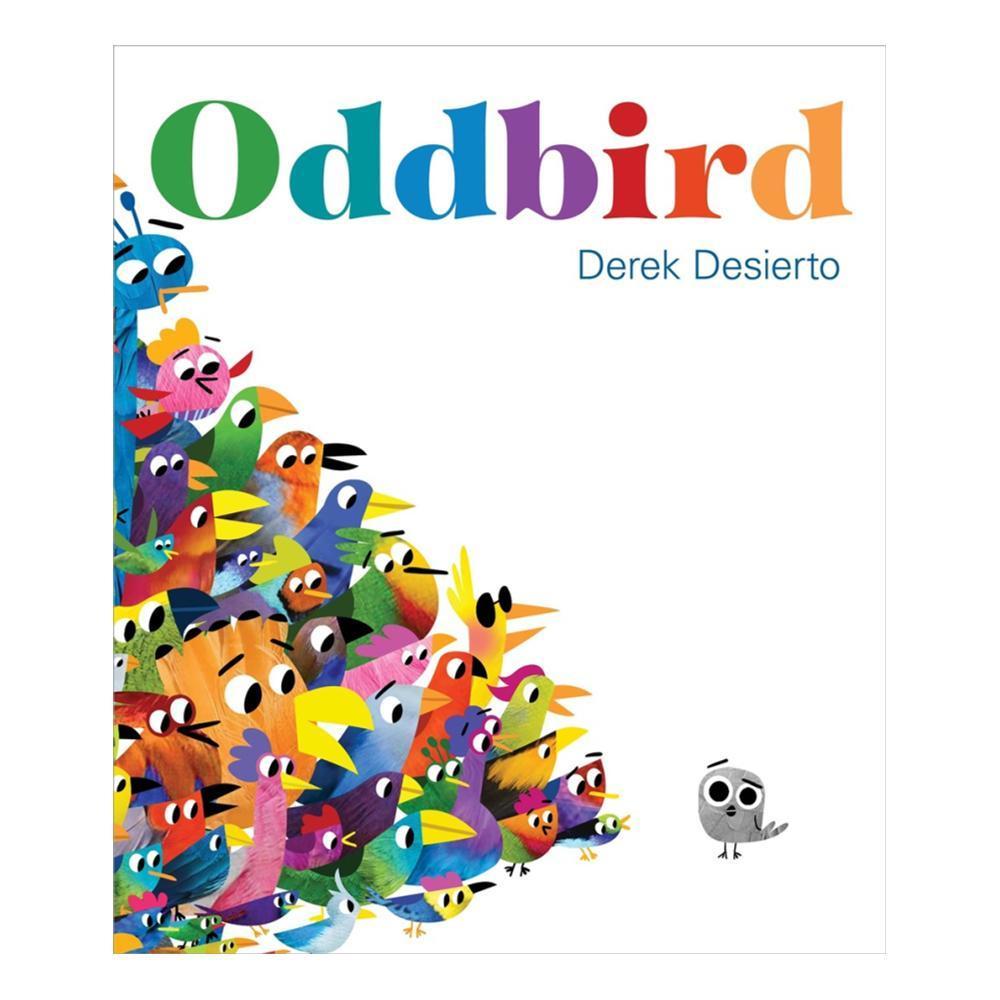 Oddbird By Derek Desierto