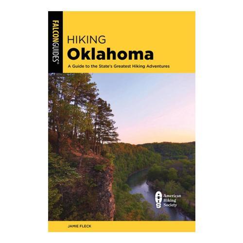Hiking Oklahoma by Jamie Fleck