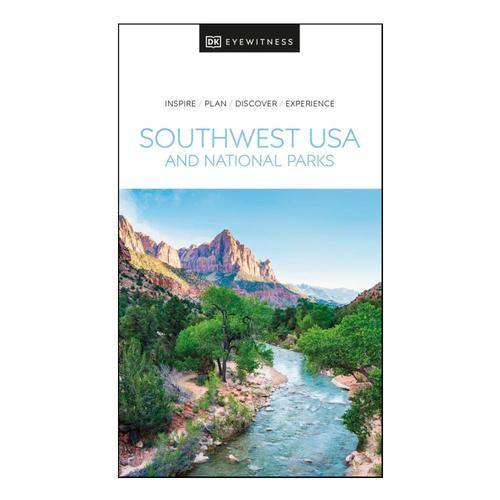 DK Eyewitness Southwest USA and National Parks Eyewitness