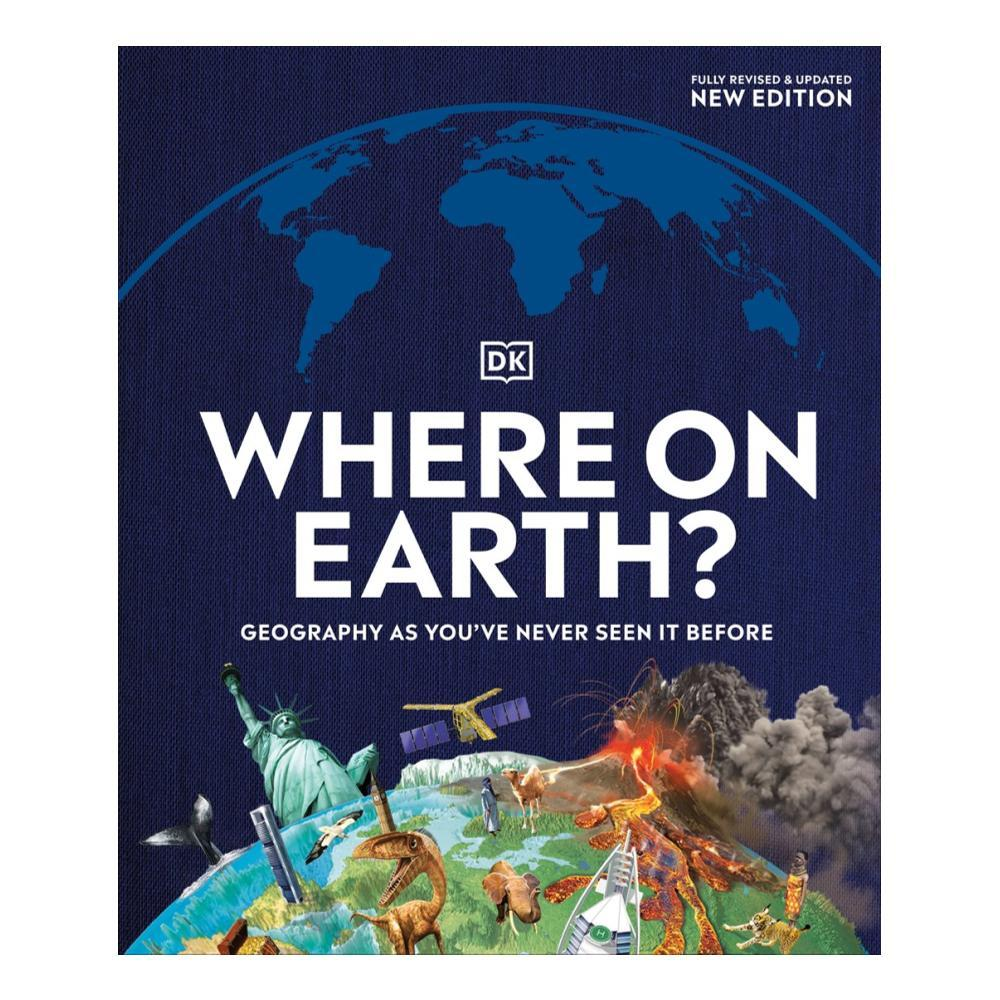 Where On Earth ? By Dk