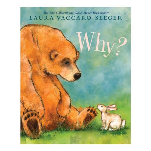 Why? by Laura Vaccaro Seeger