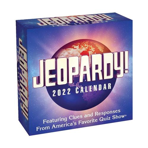 Jeopardy! 2022 Day-to-Day Calendar 2022