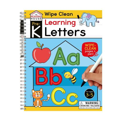 Learning Letters by Marla Conn