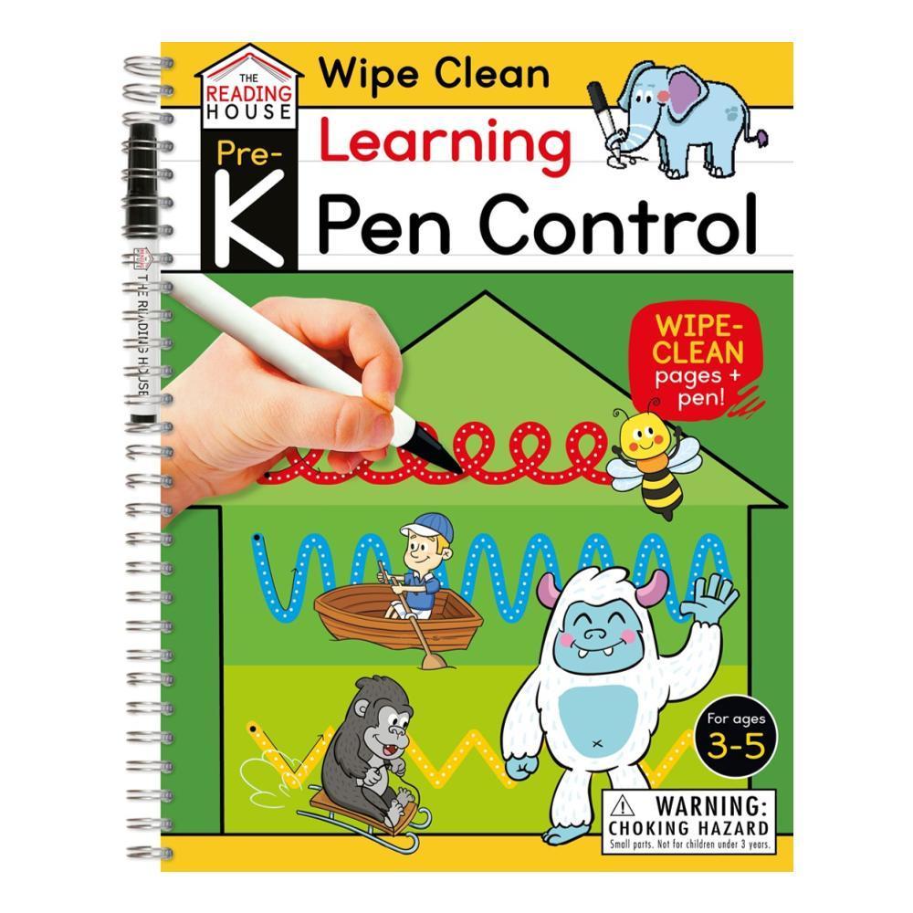 Learning Pen Control By Marla Conn
