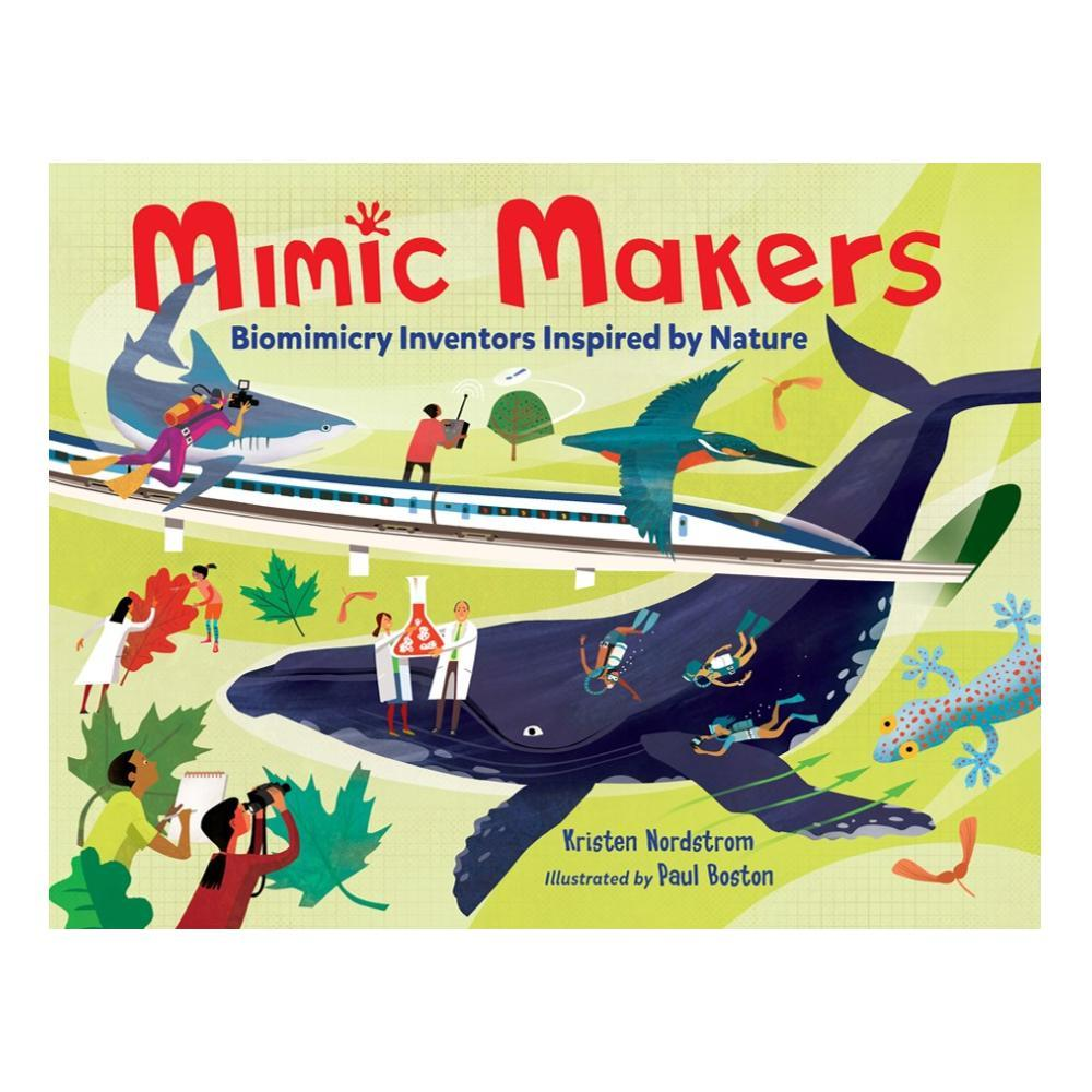Mimic Makers By Kristen Nordstrom