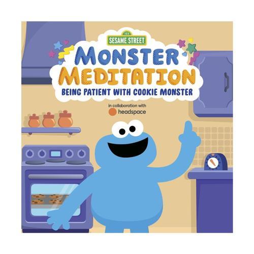 Sesame Street: Monster Meditation by Random House