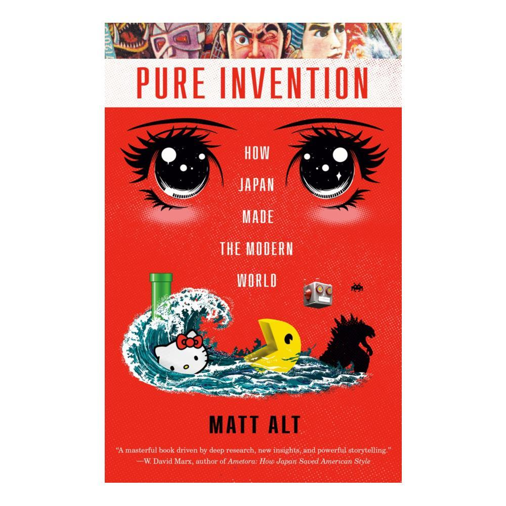 Pure Invention By Matt Alt