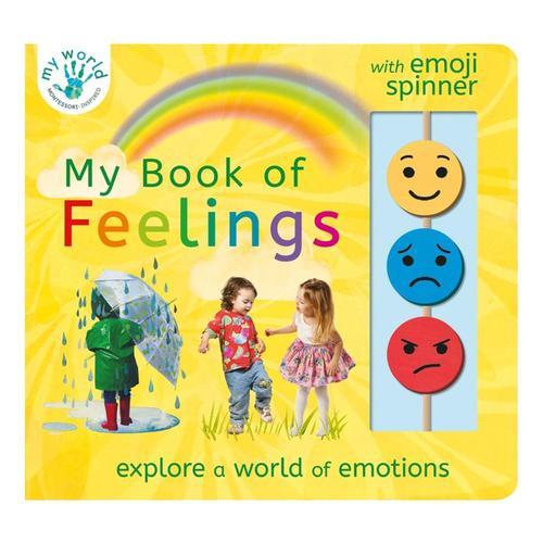 My Book of Feelings by Nicola Edwards