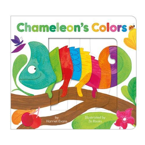 Chameleon's Colors by Harriet Evans