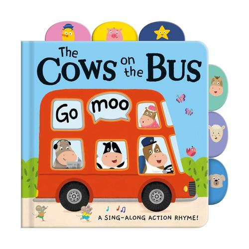 Cows on the Bus by Tiger Tales