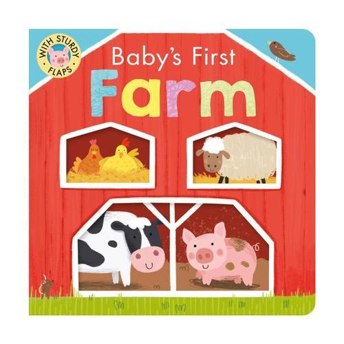 Baby's First Farm by Danielle McLean
