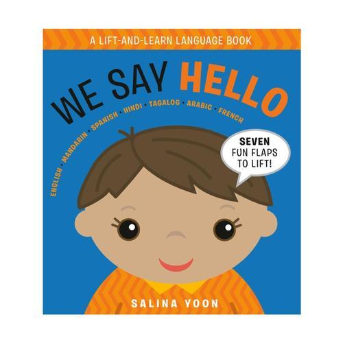 We Say Hello by Salina Yoon