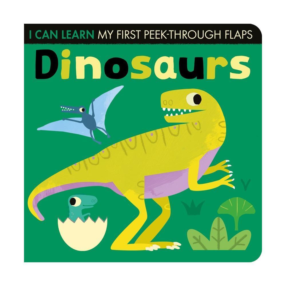 Dinosaurs By Lauren Crisp
