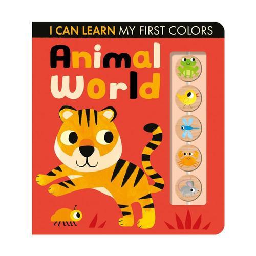 Animal World by Lauren Crisp