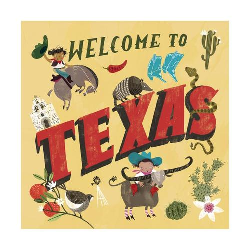 Welcome to Texas by Asa Gilland