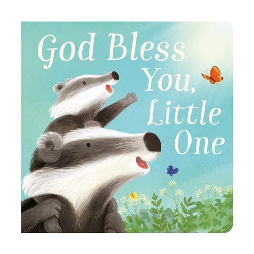God Bless You Little One by Tilly Temple