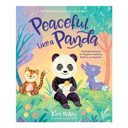 Peaceful Like a Panda by Kira Willey