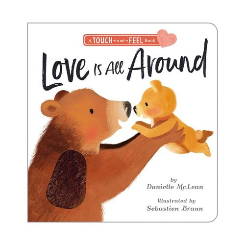 My Love Is All Around by Danielle McLean