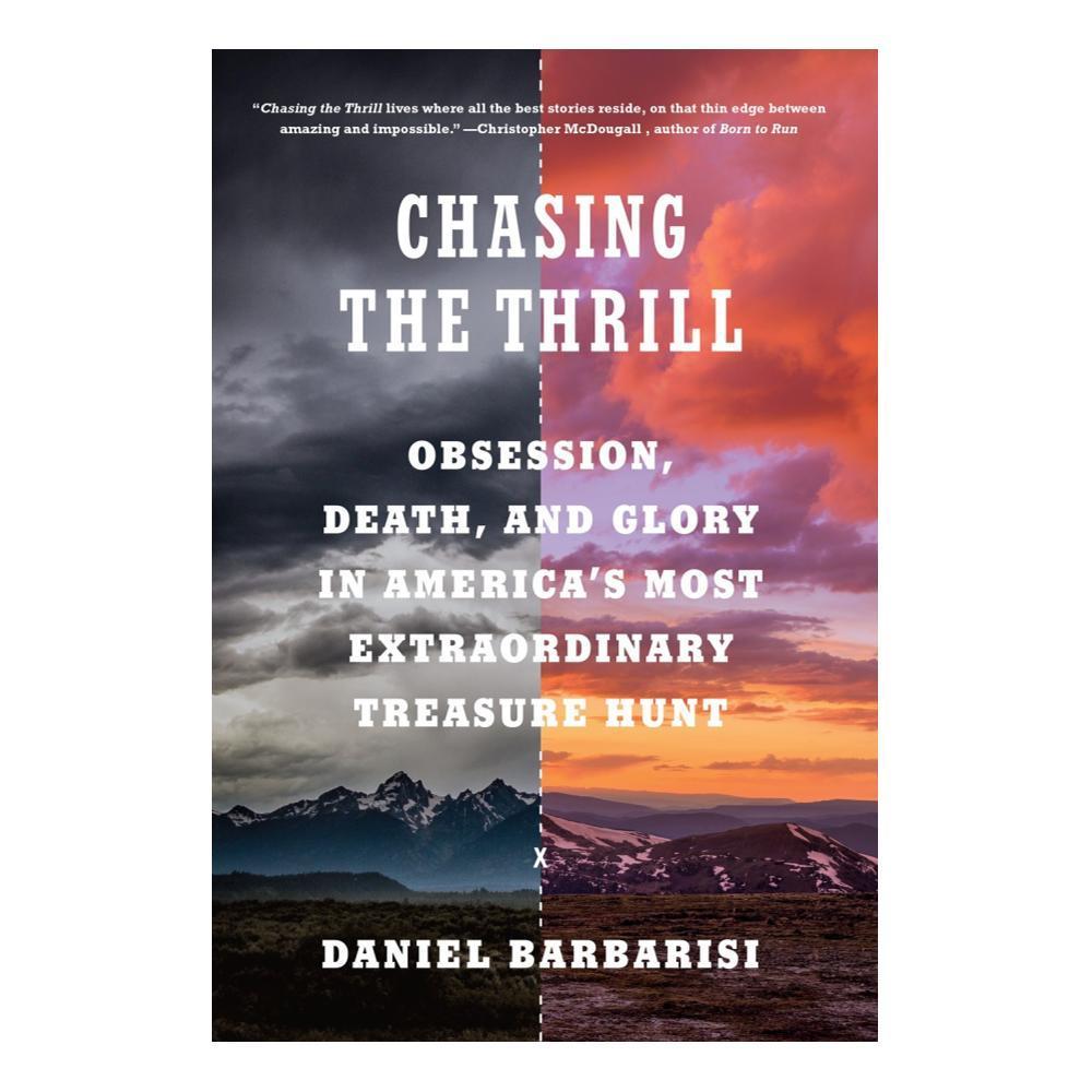 Chasing The Thrill By Daniel Barbarisi