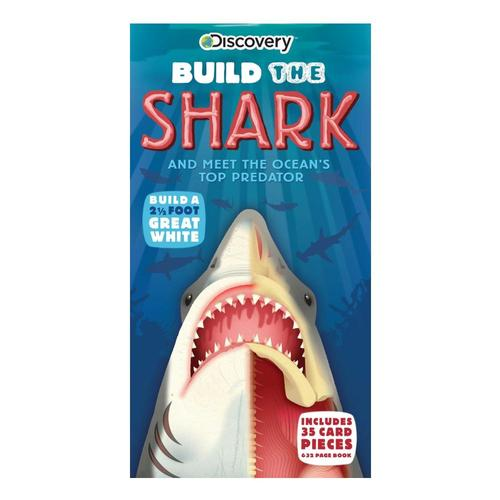 Discovery: Build the Shark by Barbara Taylor