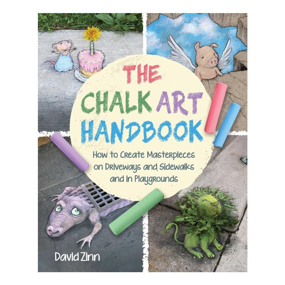 The Chalk Art Handbook By David Zinn