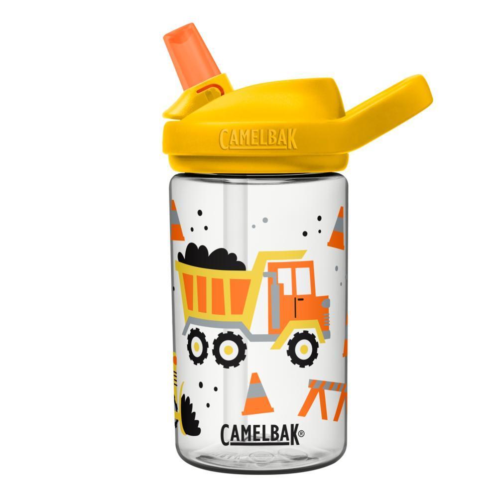 CamelBak Kids Eddy+ .4L Bottle CONSTRUCTION
