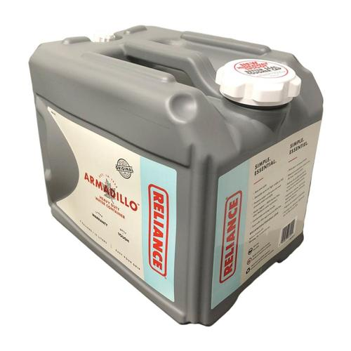 Reliance Armadillo Heavy Duty 4gal Stackable Container